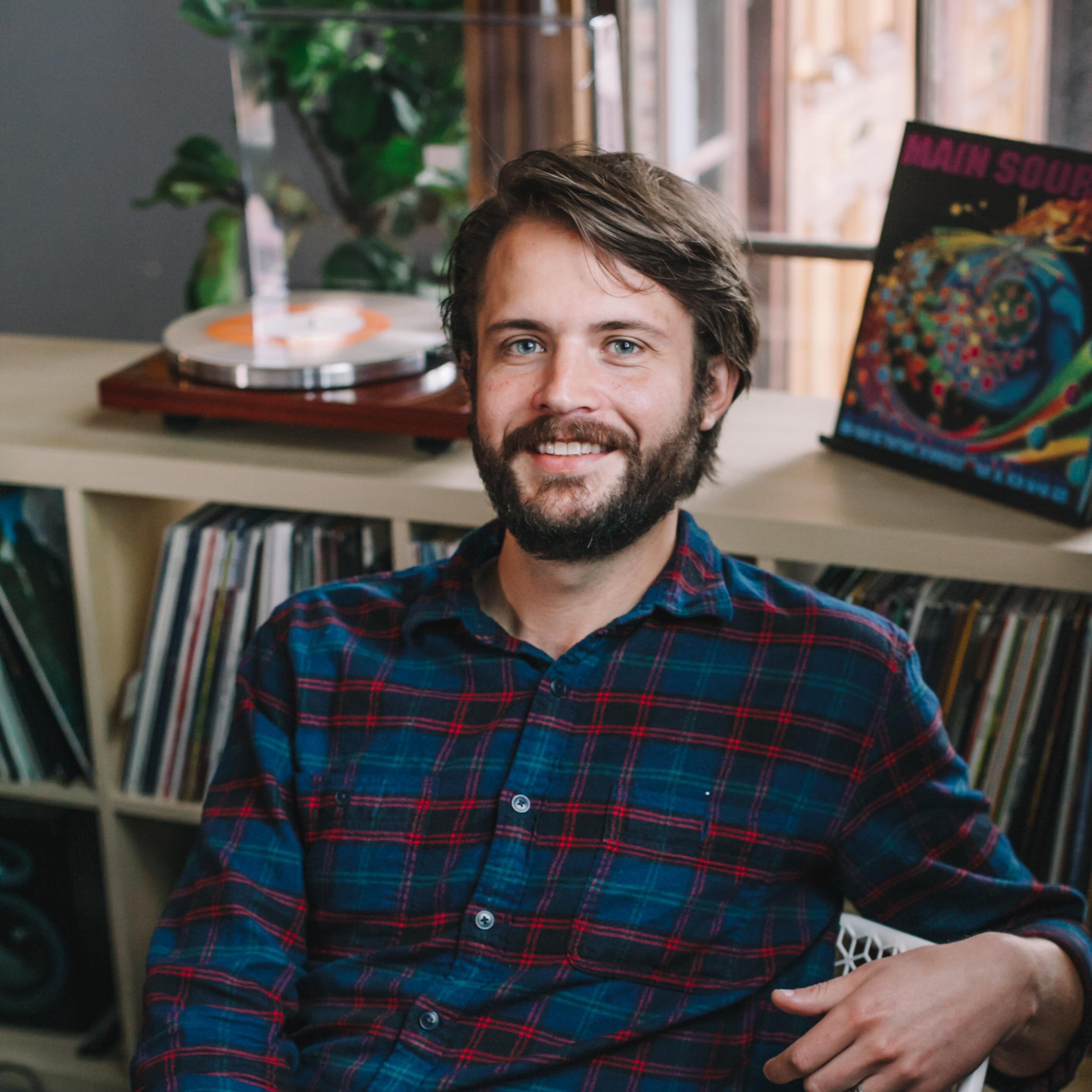 Tyler Barstow - Co-Founder of Vinyl Me Please, Speaker