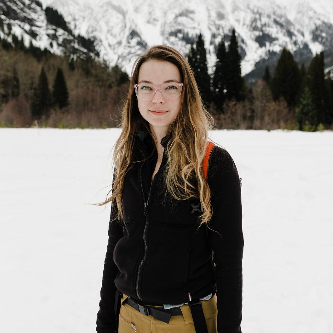 Katie Boué - Outdoor Stewardship Workshop