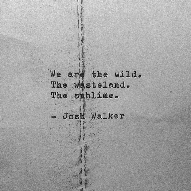 210 by Josh Walker. More at thepoeticprocess.tumblr.com.