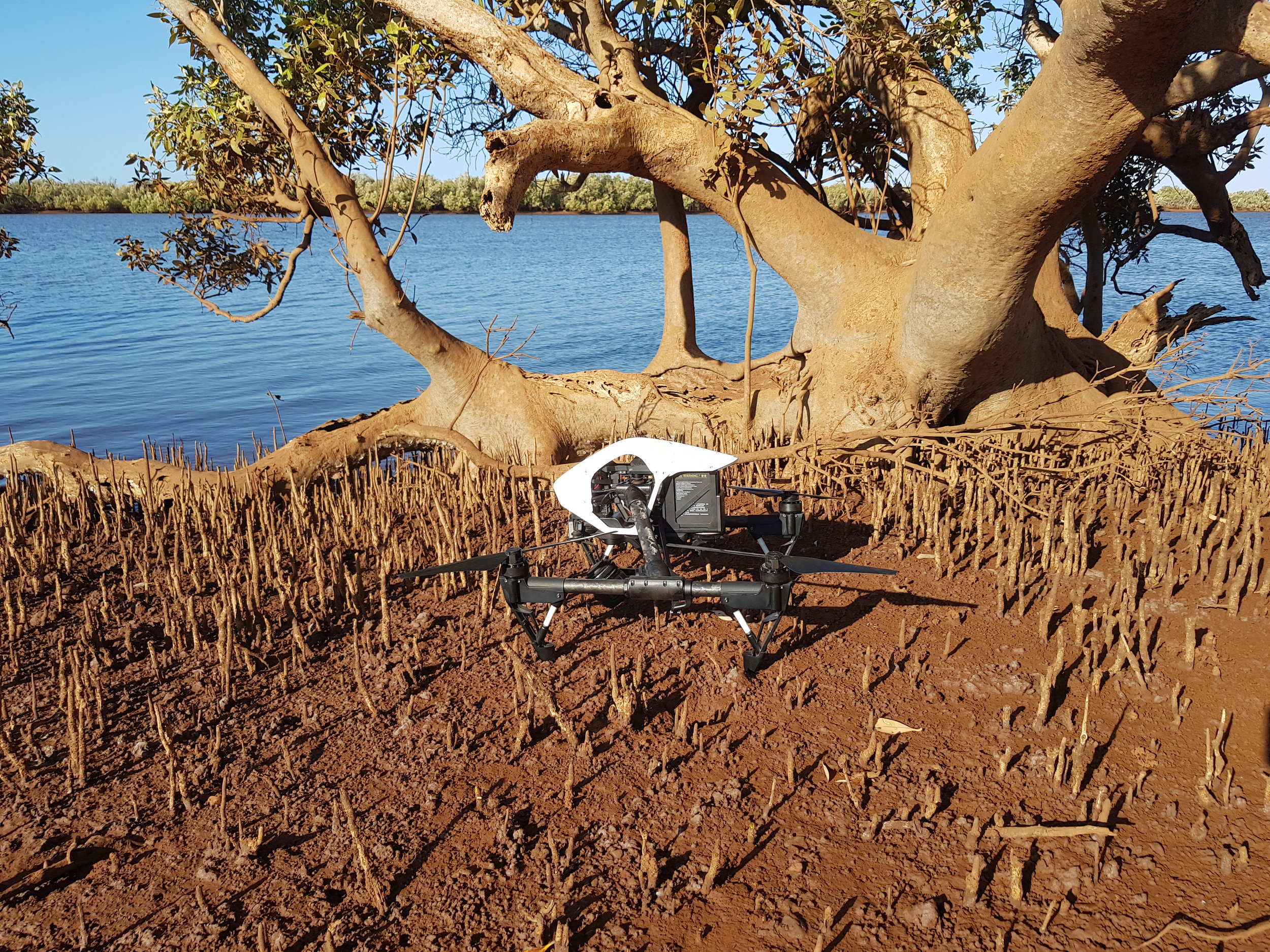 Drone mapping & photography -