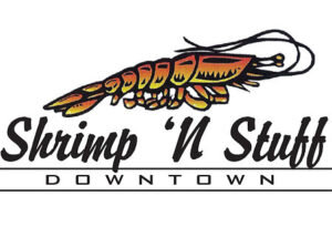 Shrimp 'N Stuff Downtown 2219 Postoffice | 409.497.2740 shrimpnstuffdowntown.com
