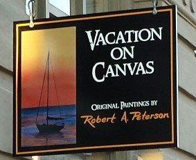 Vacation on Canvas 2204 Postoffice | 409.974.4066 vacationoncanvas.com