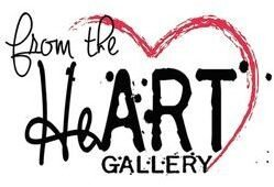 From the HeART 2111 Postoffice | 409.300.3009 fromtheheart.gallery Featuring work by dozens of artists ArtWalk Reception 5-9 PM
