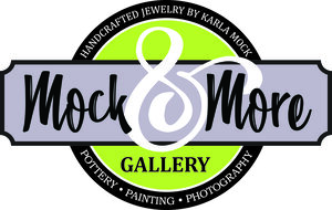Mock & More Gallery 2215 Postoffice | 409-209-2039 mockandmooregallery.com Handcrafted sterling jewelry by Karla Mock, and introducing new gallery artists Island Clay, artist/author Maria Elena Sanovici, and absract artist Tia Haynes Reception 6-9 PM, April 24