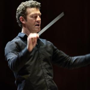 Brett Weymark, Conductor