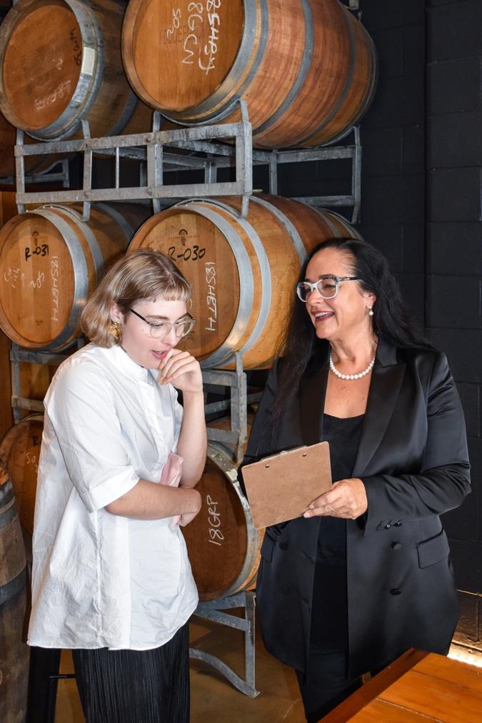Laetitia St Baker business mentor Brisbane