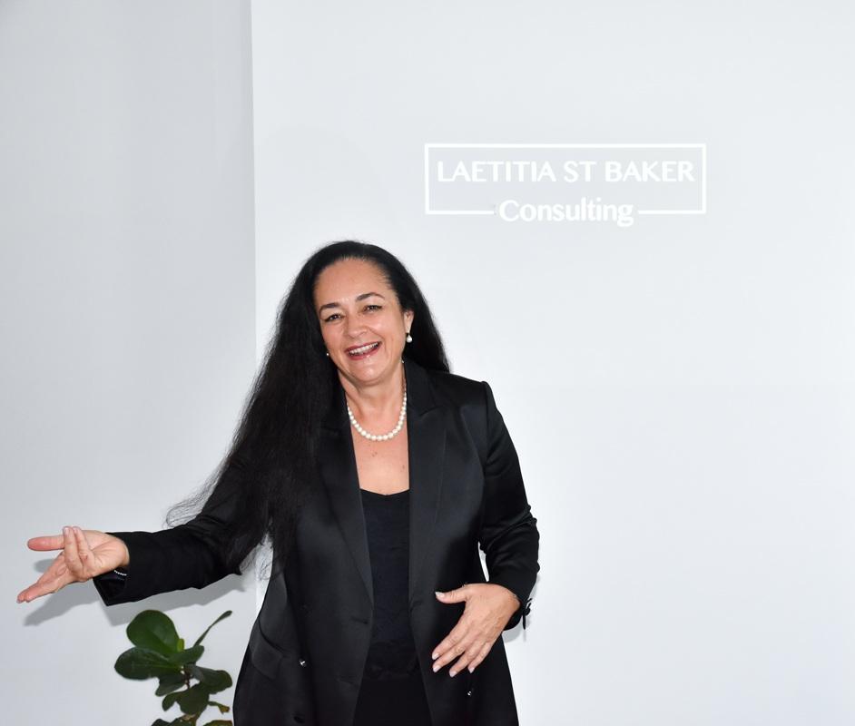 business+and+motivational+speaker+Laetitia+St+Baker