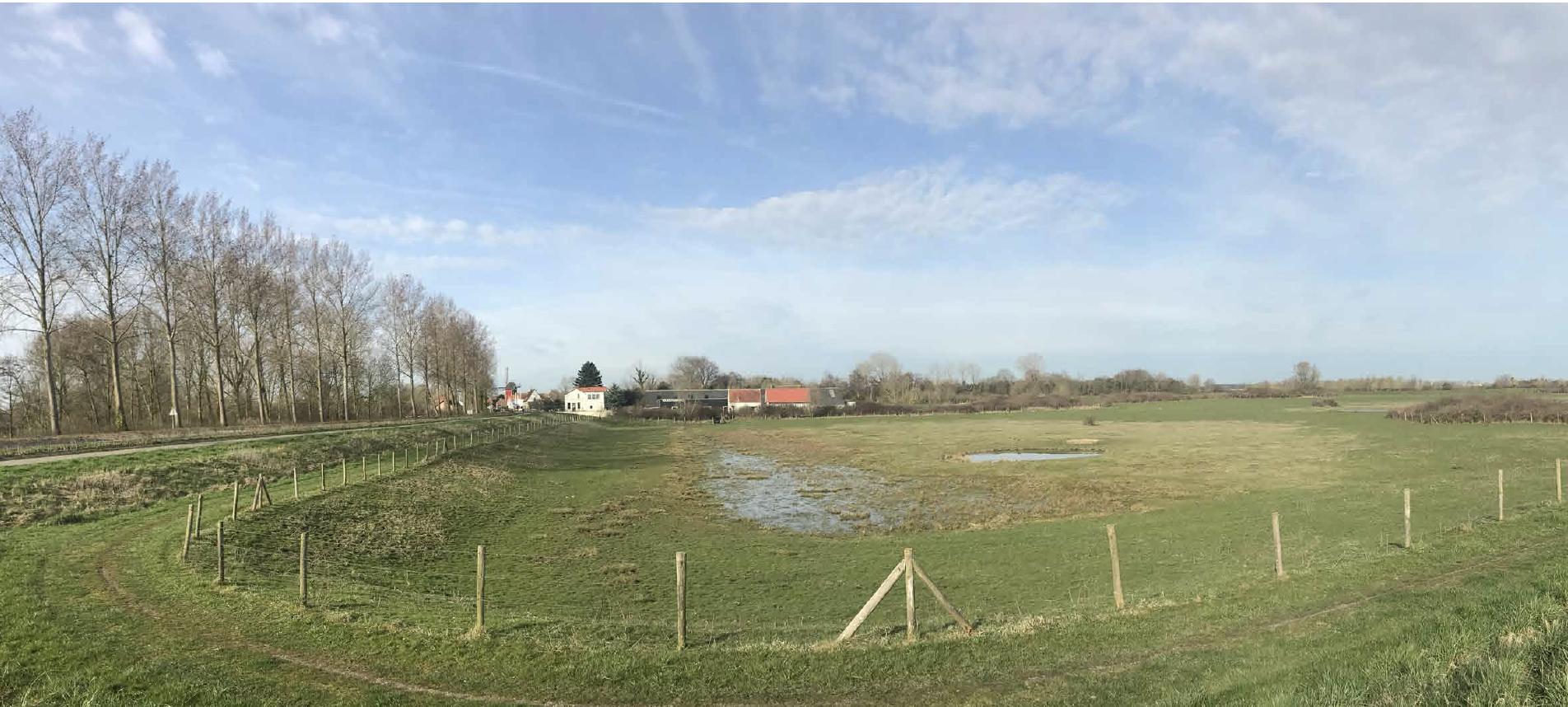 POLDER RESERVE - Retranchement, Netherlands
