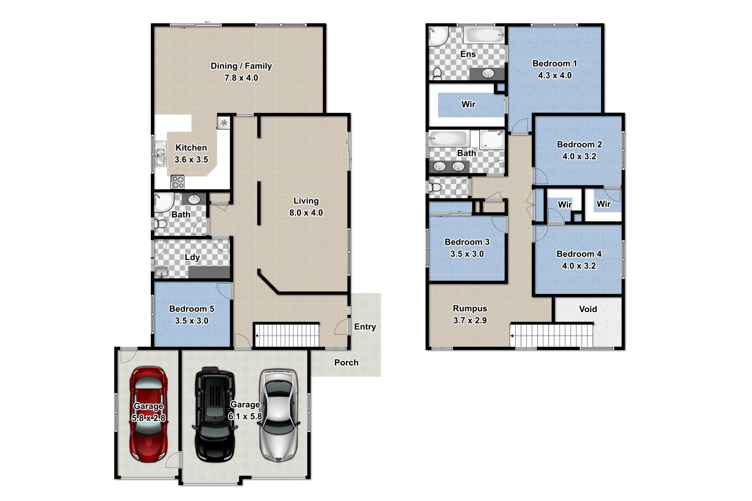 Gold Coast Real Estate Photography Floor Plans Digital 1