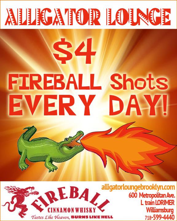 Fireball Special