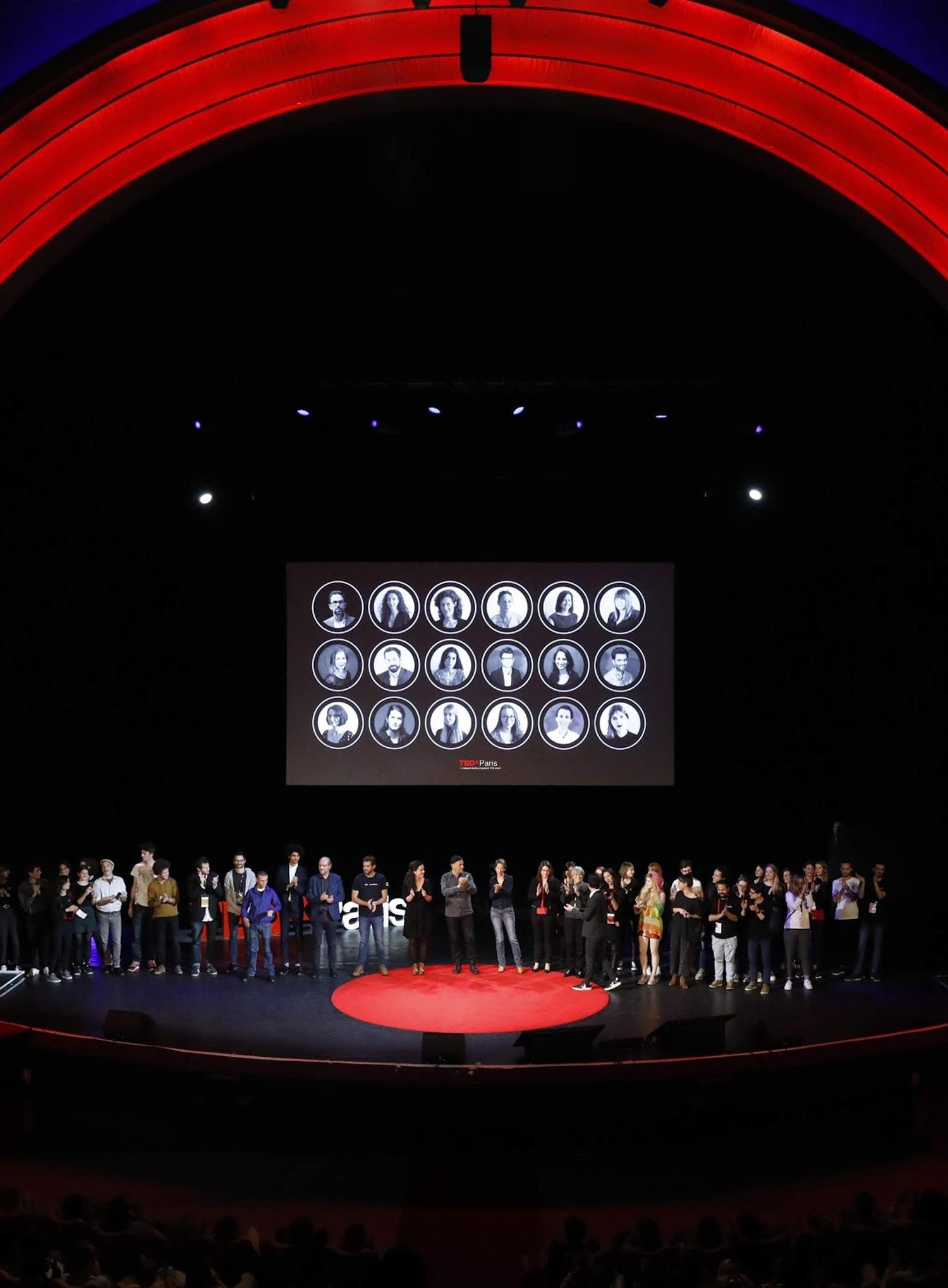 TEDxParis - TEDxParis est organisé de façon indépendante sous licence TED. La conférence a été organisée pour la première fois en mail 2009 sous l'impulsion de Michel Levy Provençal. C'est la première conférence TEDx européenne et une des 3 premières conférences TEDx à avoir été créée.