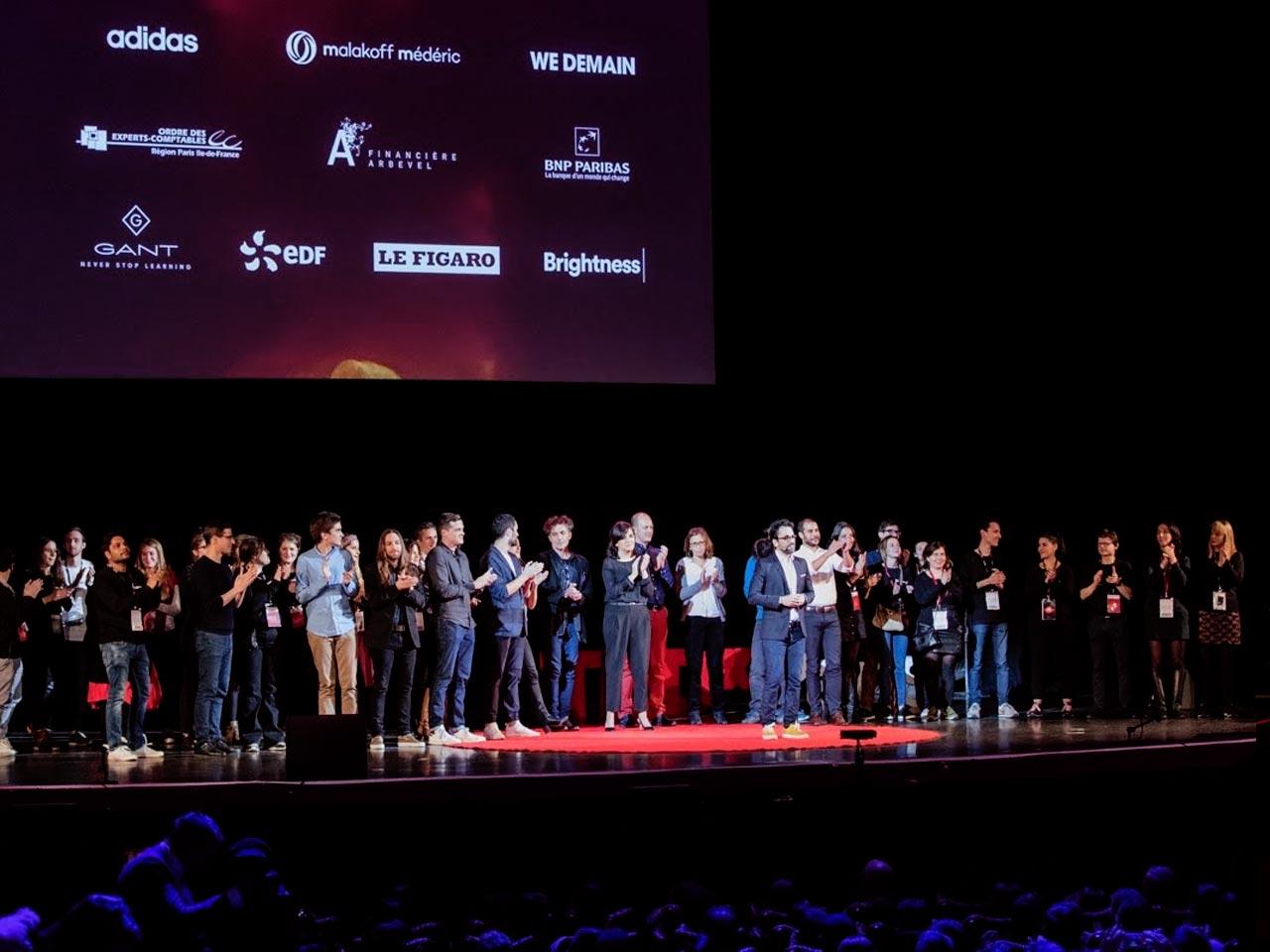 Nos partenaires - Être partenaire de TEDxParis signifie véhiculer les idées de changement dans les domaines culturels, technologiques et sociaux.En savoir +