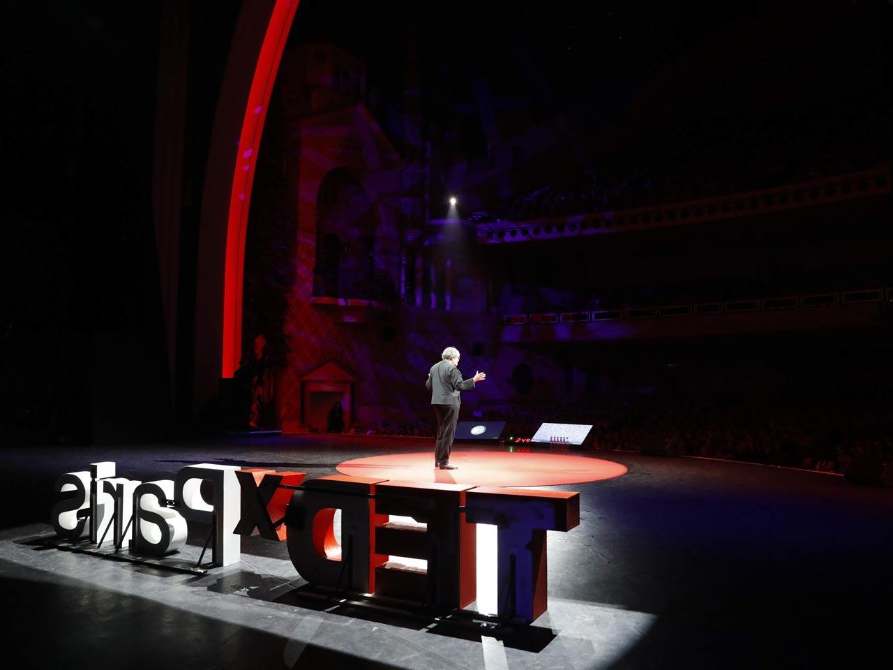 Devenir speaker - Vous avez une idée ou un projet à partager ? Candidatez-vite pour venir en parler sur la scène de TEDxParis !Envoyez-nous un message