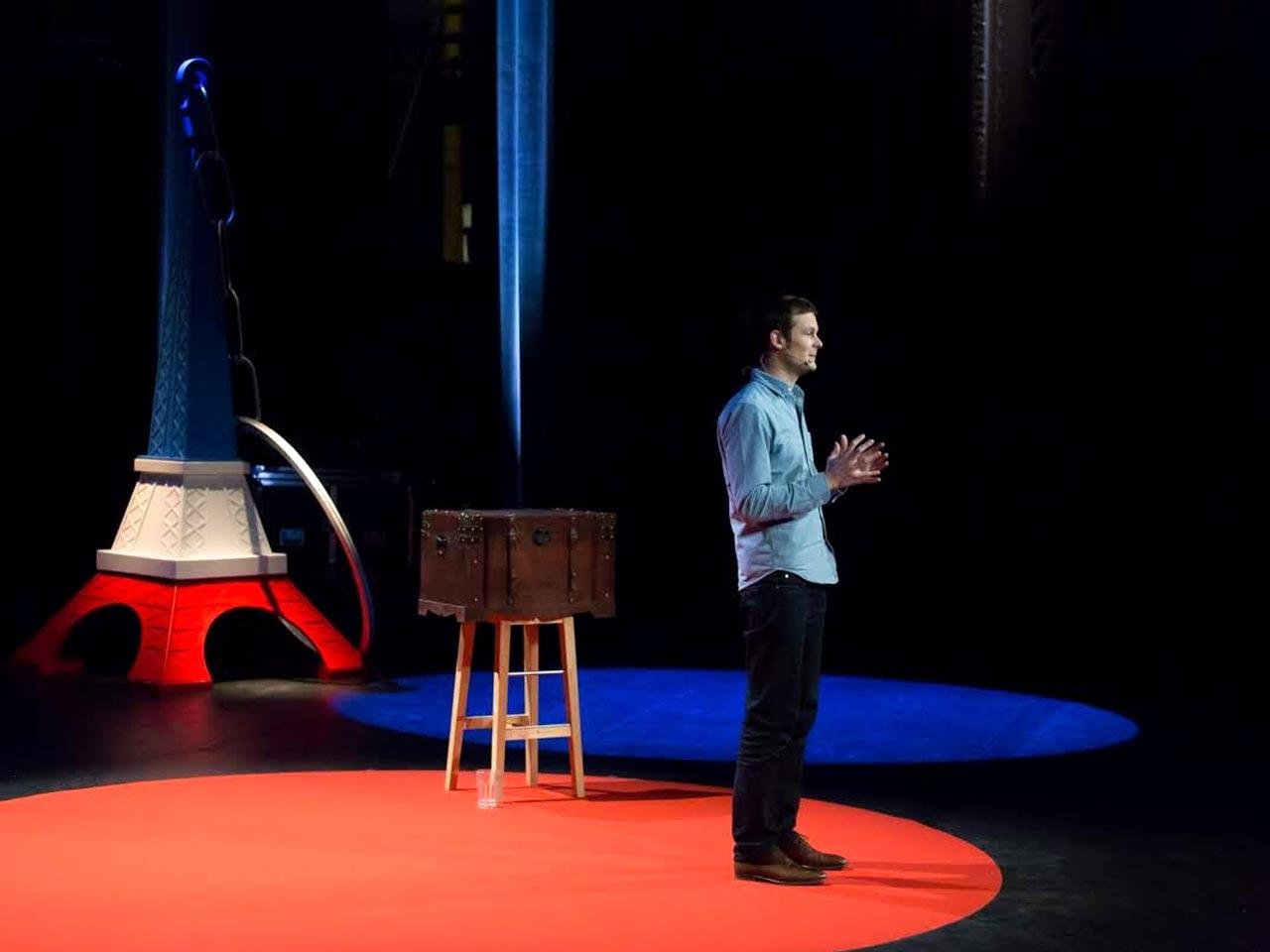 À Propos - TEDxParis est une communauté d'engagés, d'inspirés, d'actifs, d'optimistes récidivistes et d'utopistes crédibles.En savoir +