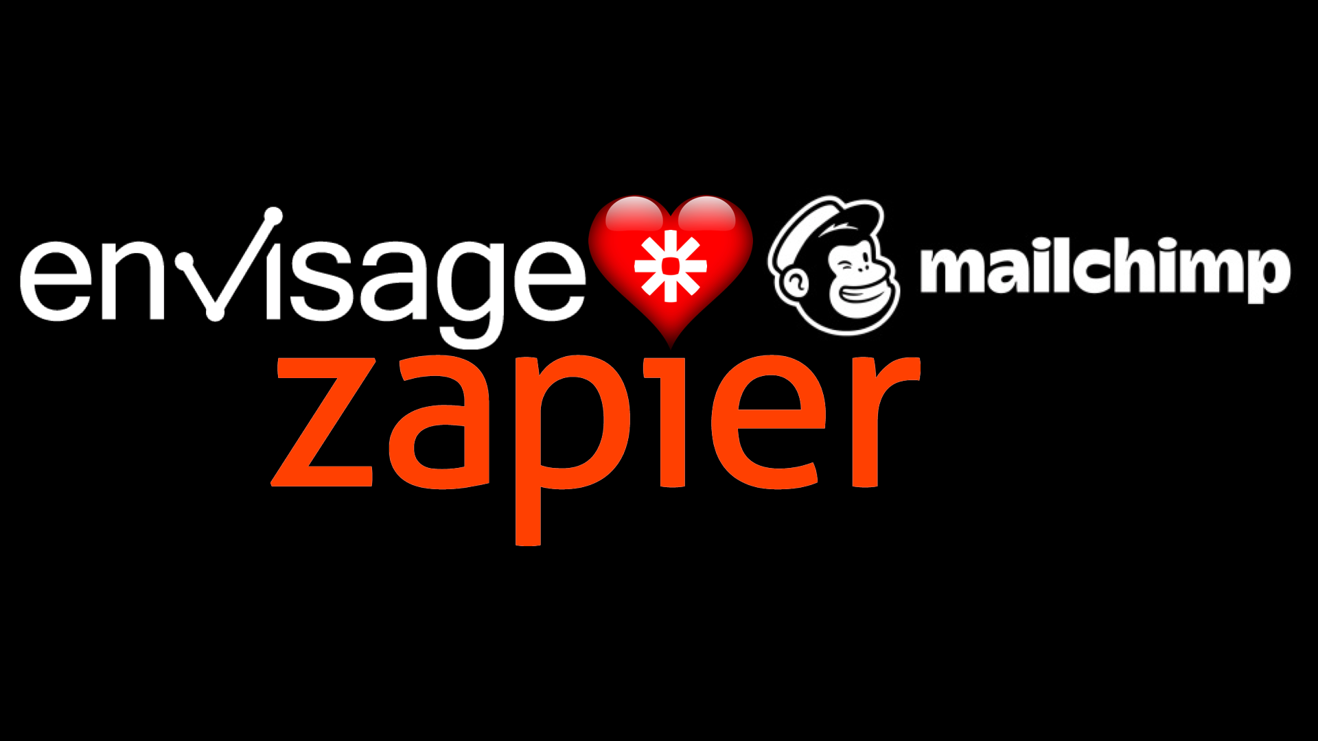 envisage is not affiliated with or endorsed by Mailchimp or Zapier.