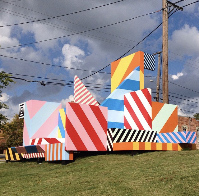 MASER-Stage Build- Fort Smith Arkansas.