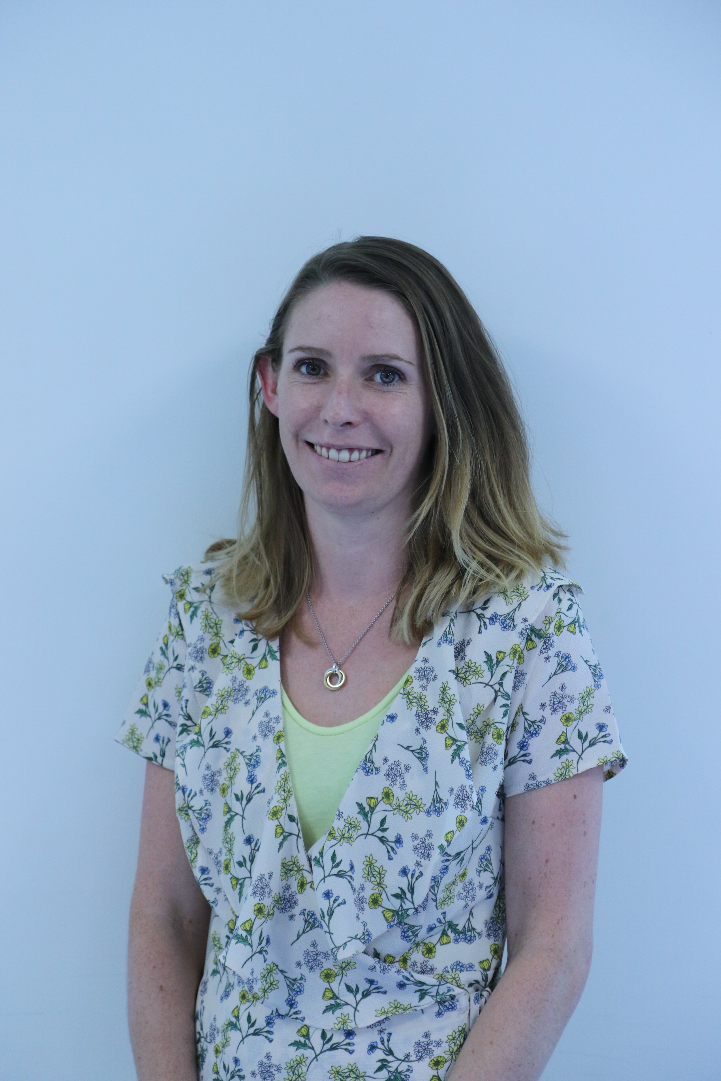 Kate Burrow - Finance Manager