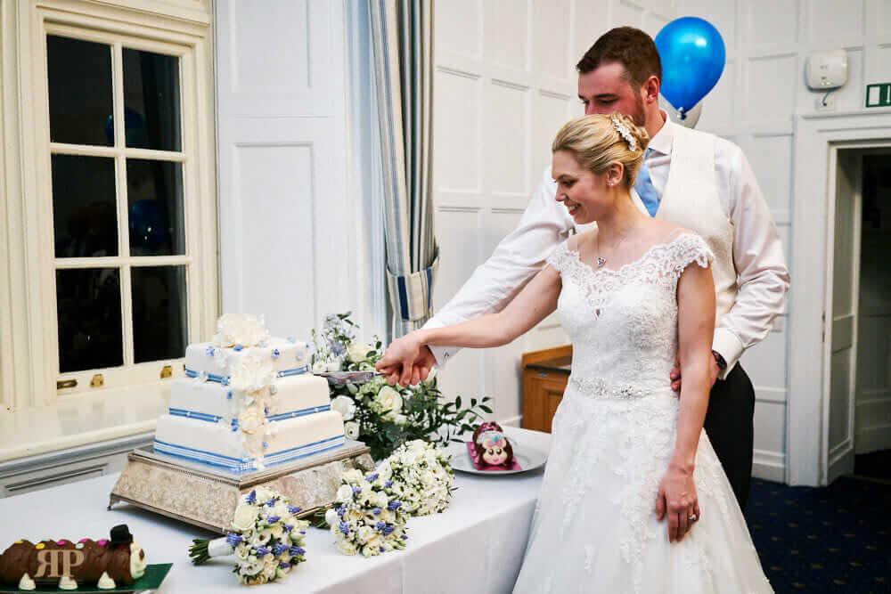 Louise Nathan Wedding Bisham Abbey
