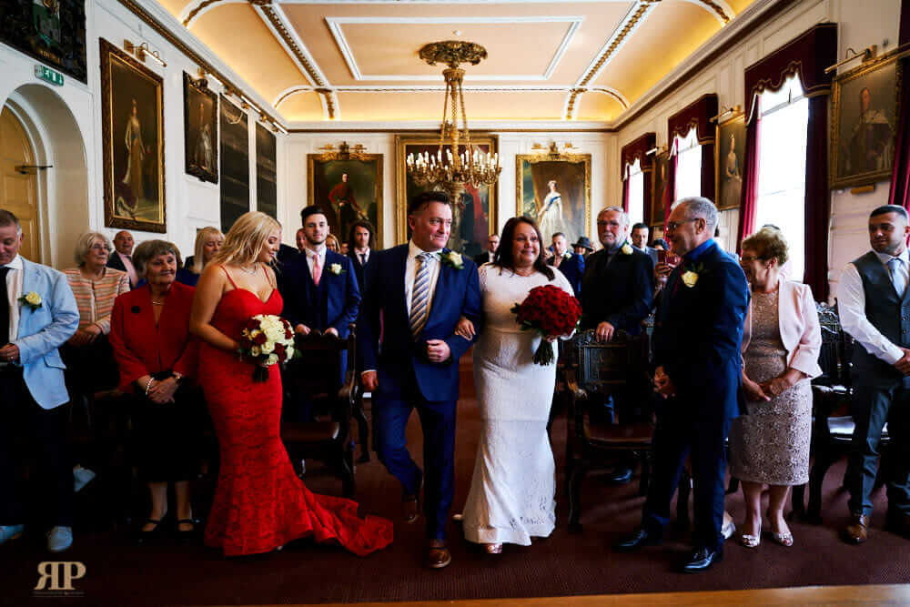 Emma Simon Wedding Guildhall Windsor