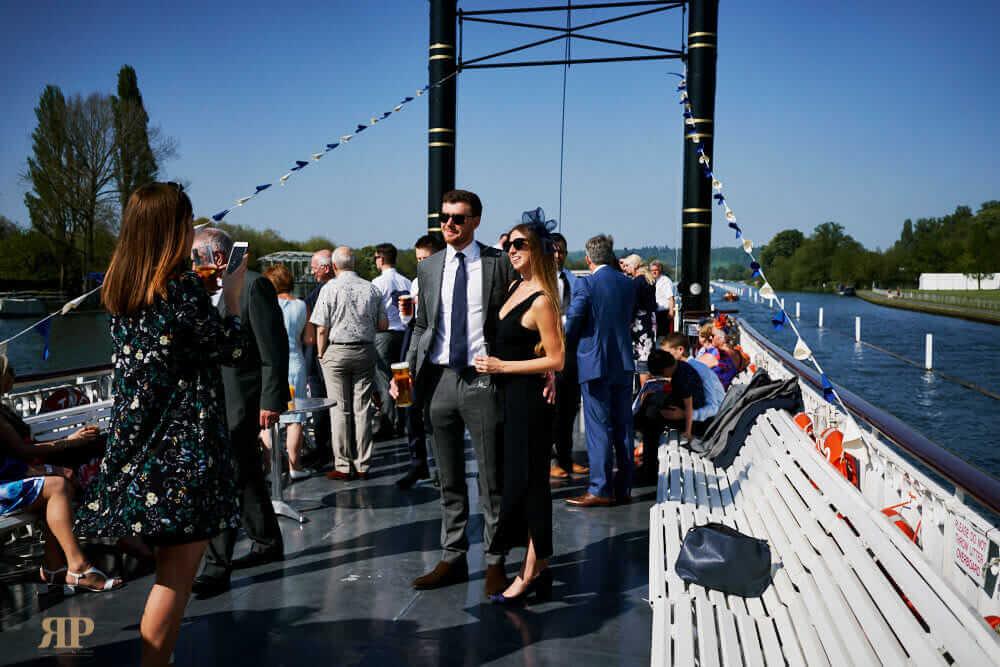 Faye Richard Wedding Red Lion Henley on Thames