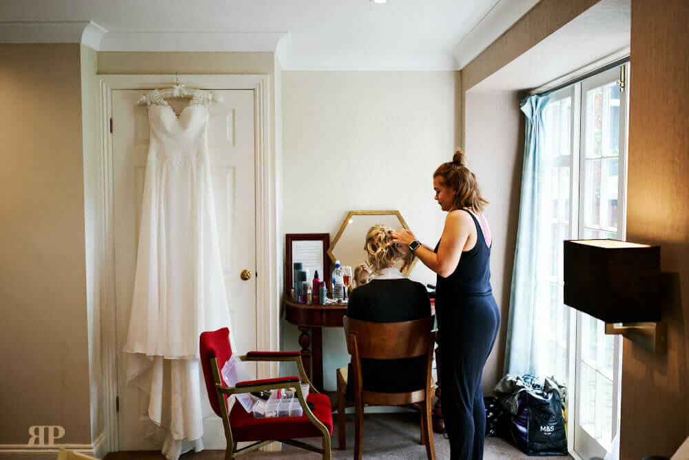 Sally Paul Wedding Cantley House Hotel