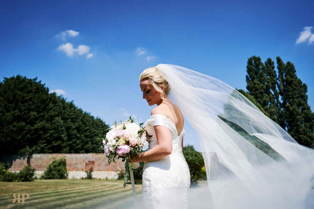 Kathleen Nick Wedding Notley Abbey Thame
