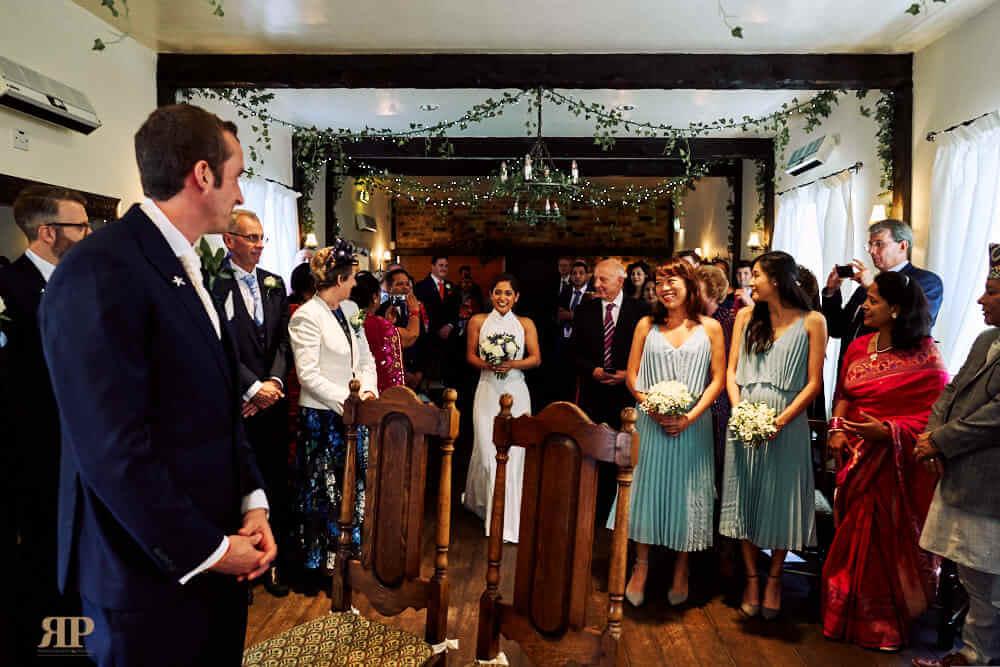 Prashamsha James Wedding Old Mill Aldermaston