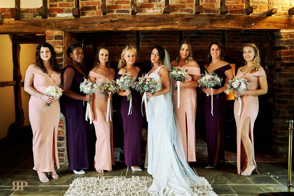 Carolina Nicholas Wedding Rivervale Barn