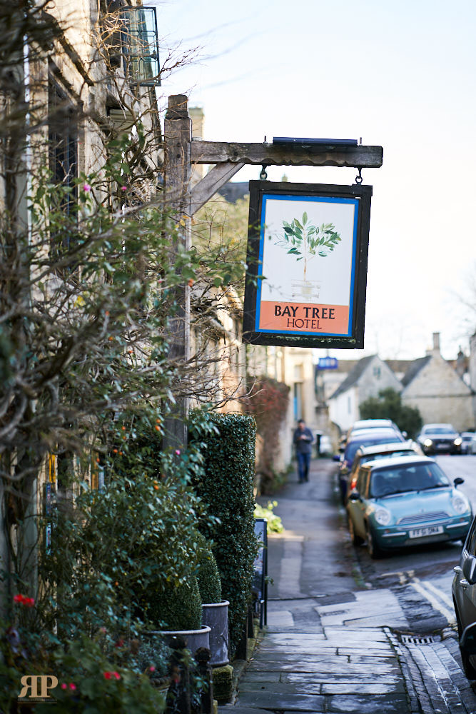 Kathleen Christopher Baytree Hotel Burford