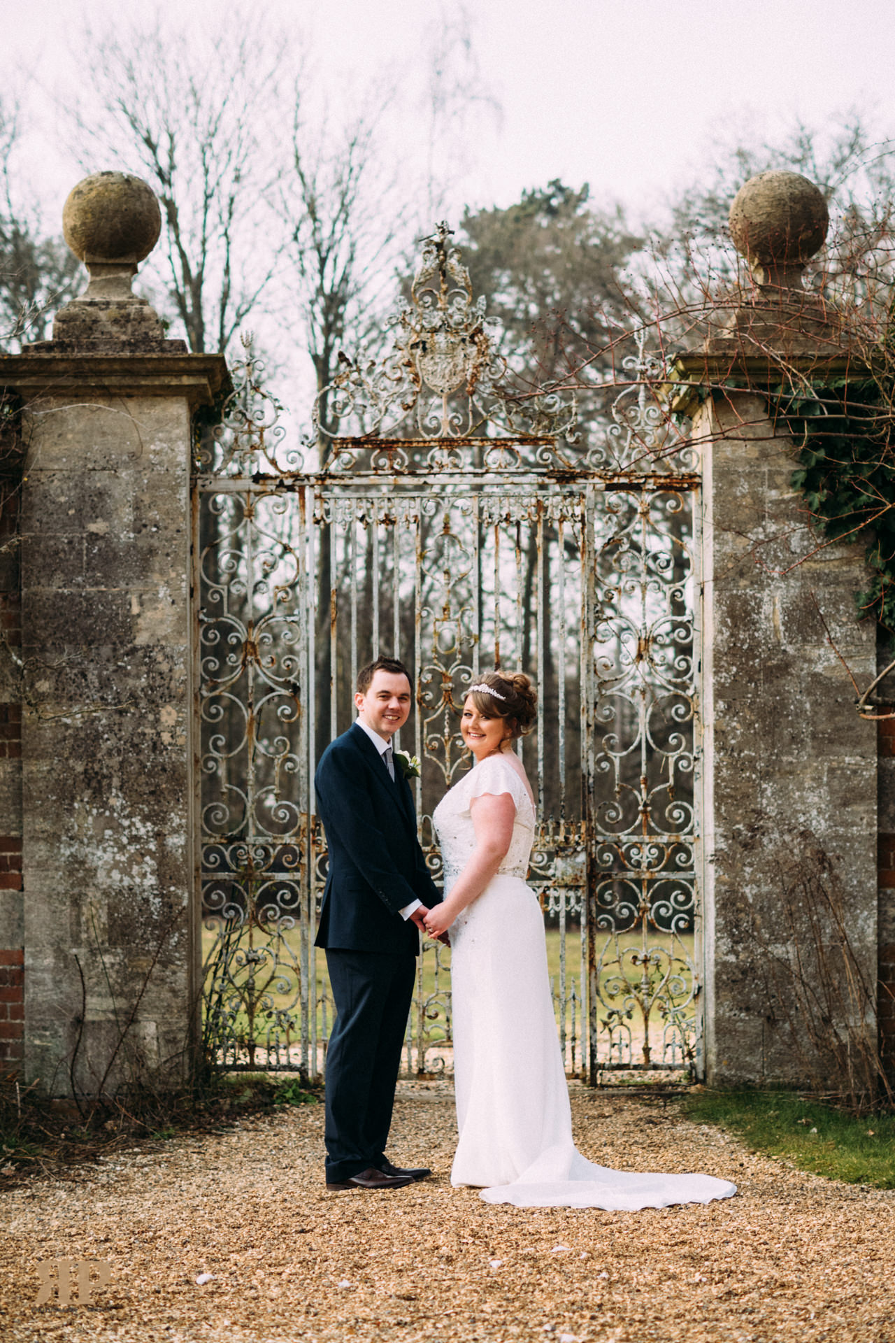 Louise and Adam's wedding at Easthampstead Park Bracknall on 12 March 2016.