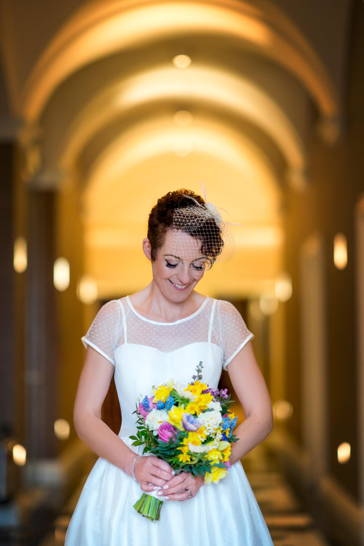 Emma Owen Wedding at Foubury Hotel Reading on 03 March 2018.