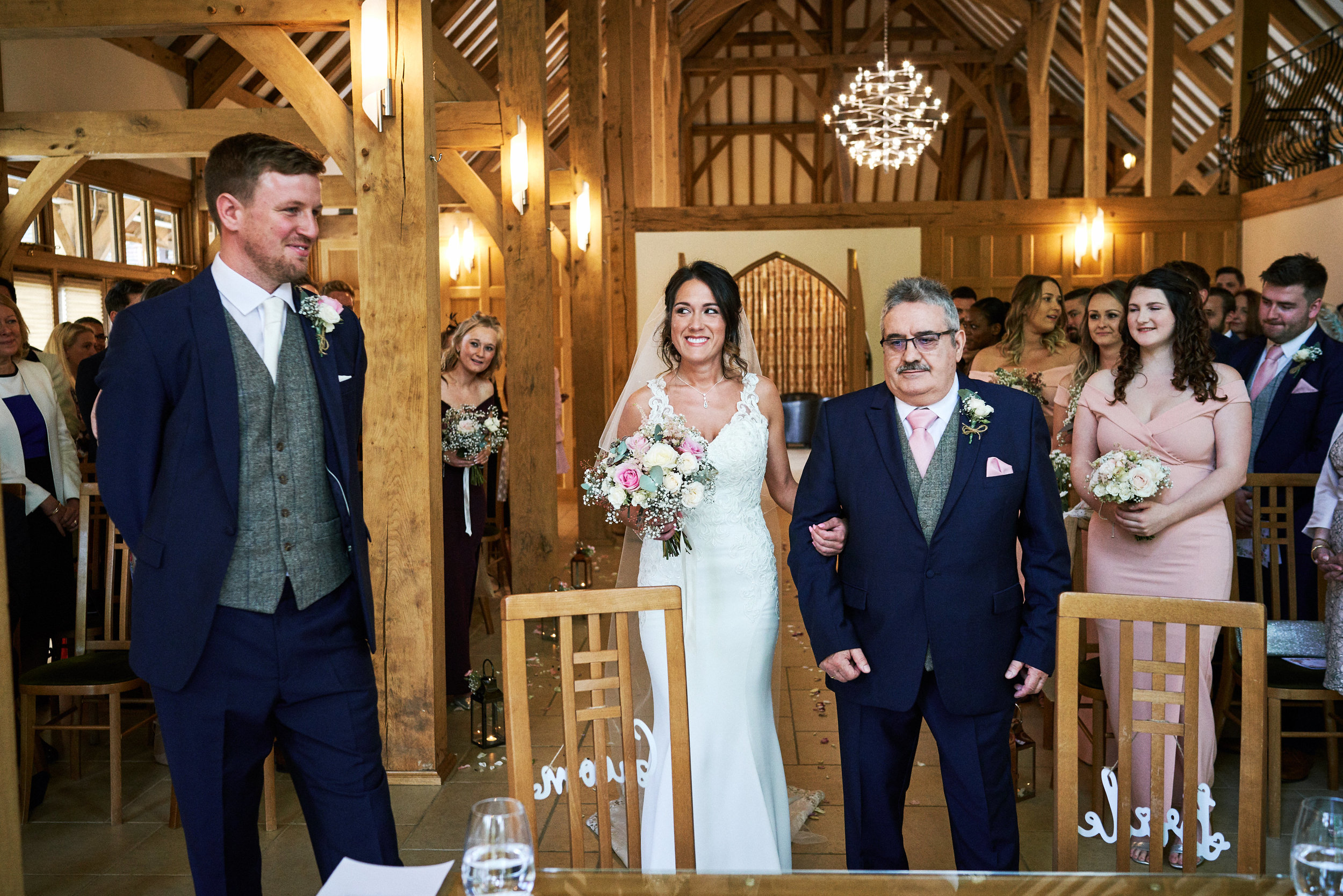 Five Hour £450 - There's a five-hour session, perfect for simplistic weddings and those who wish to be left alone to party the night away without a camera. This usually captures the ceremony and wedding breakfast with enough time left over for group shots.