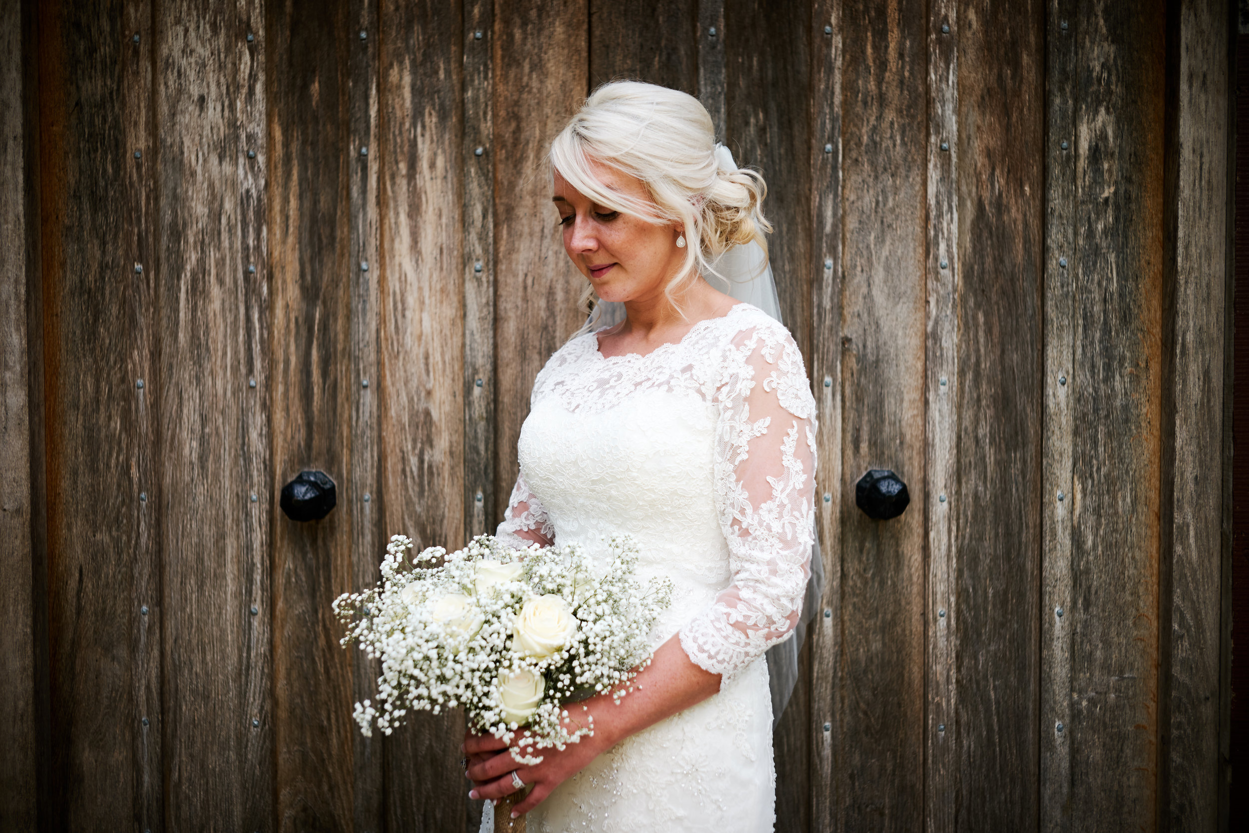Bridal Portraits Shoot -