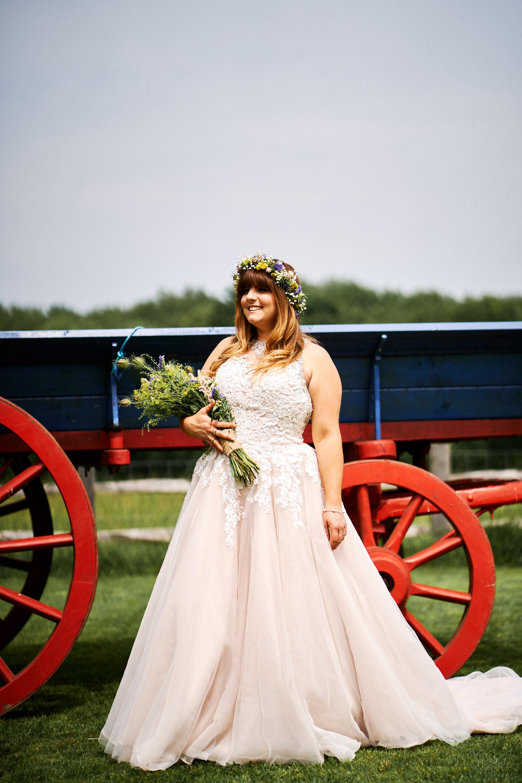 Franky Beau Wedding Gildings Barn at Gildings Barn Newdigate on 09 June 2018.