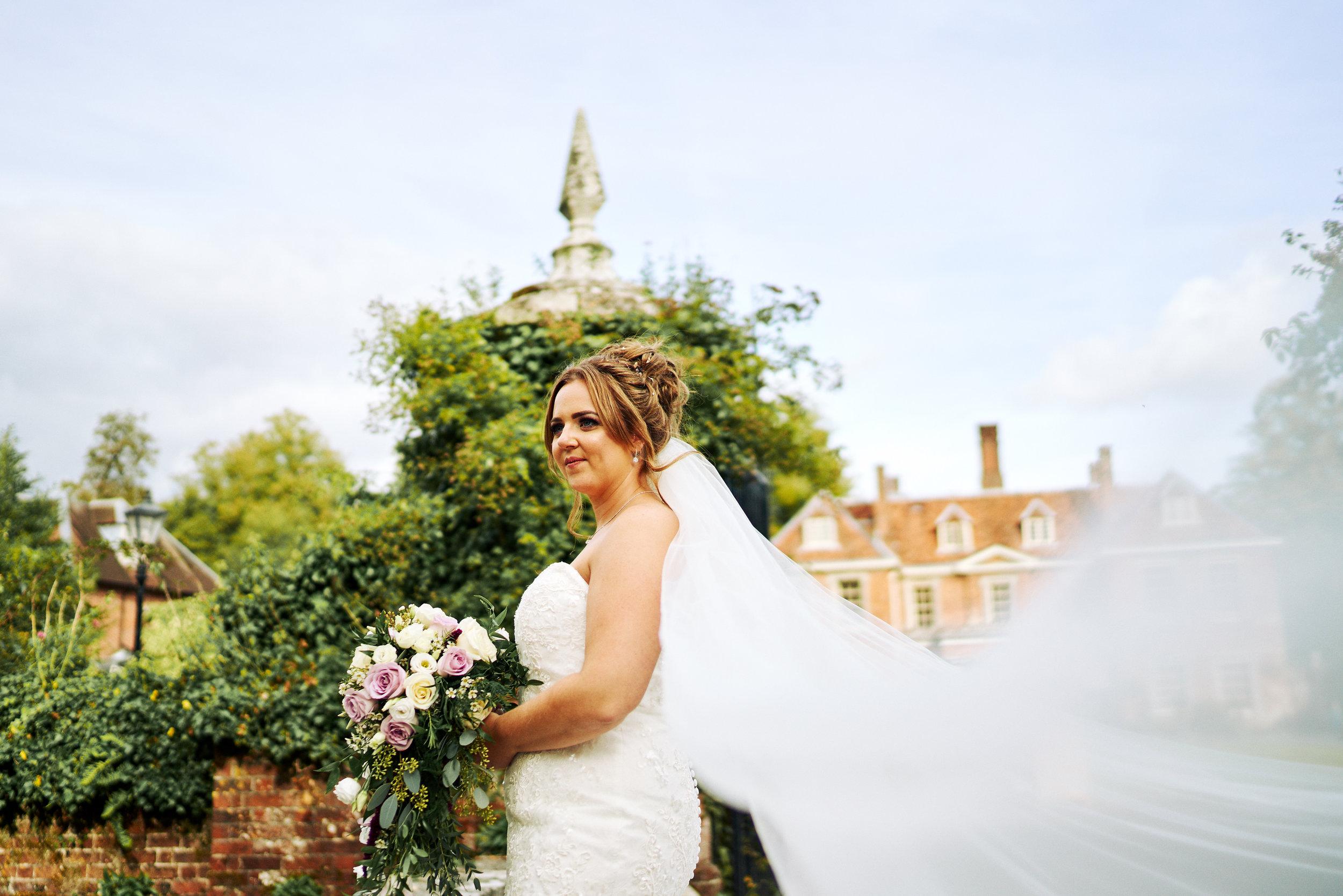 Sian Ben Wedding Lainston House at Lainston House Sparshot on 15 September 2018.