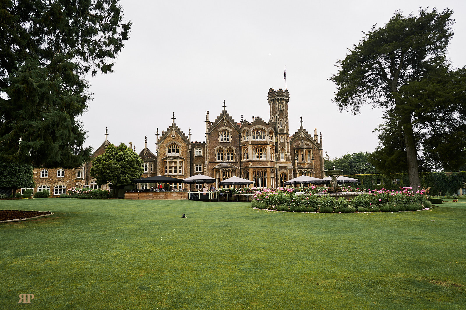 Jonathan Moodie Oakley Court Windsor at The Oakley Court Hotel Maidenhead on 25 June 2019.