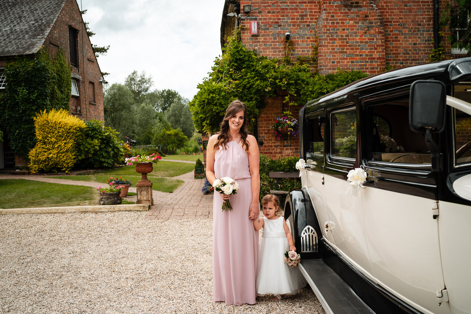 Emily Jonathan Wedding The Old Mill at The Old Mill Aldermaston on 06 July 2019.