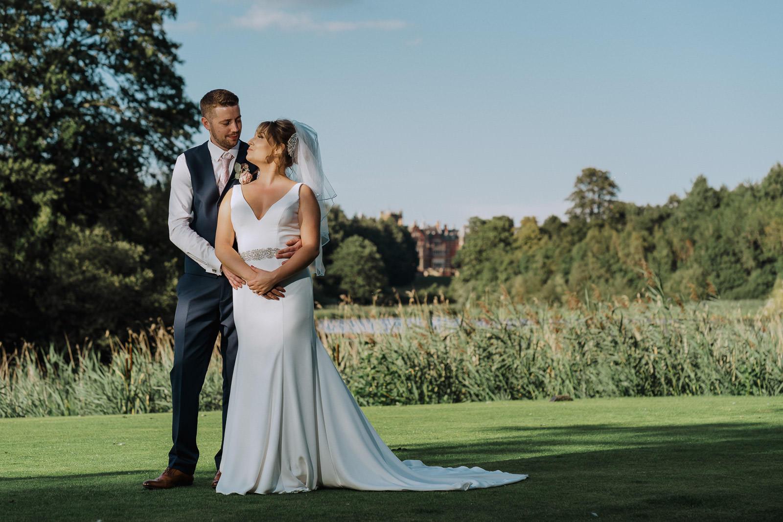 James Hill Wedding Bearwood Lakes