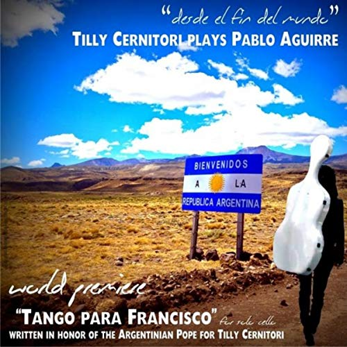 DESDE EL FIN DEL MUNDO - EP - Attilia Kiyoko Cernitori, cello