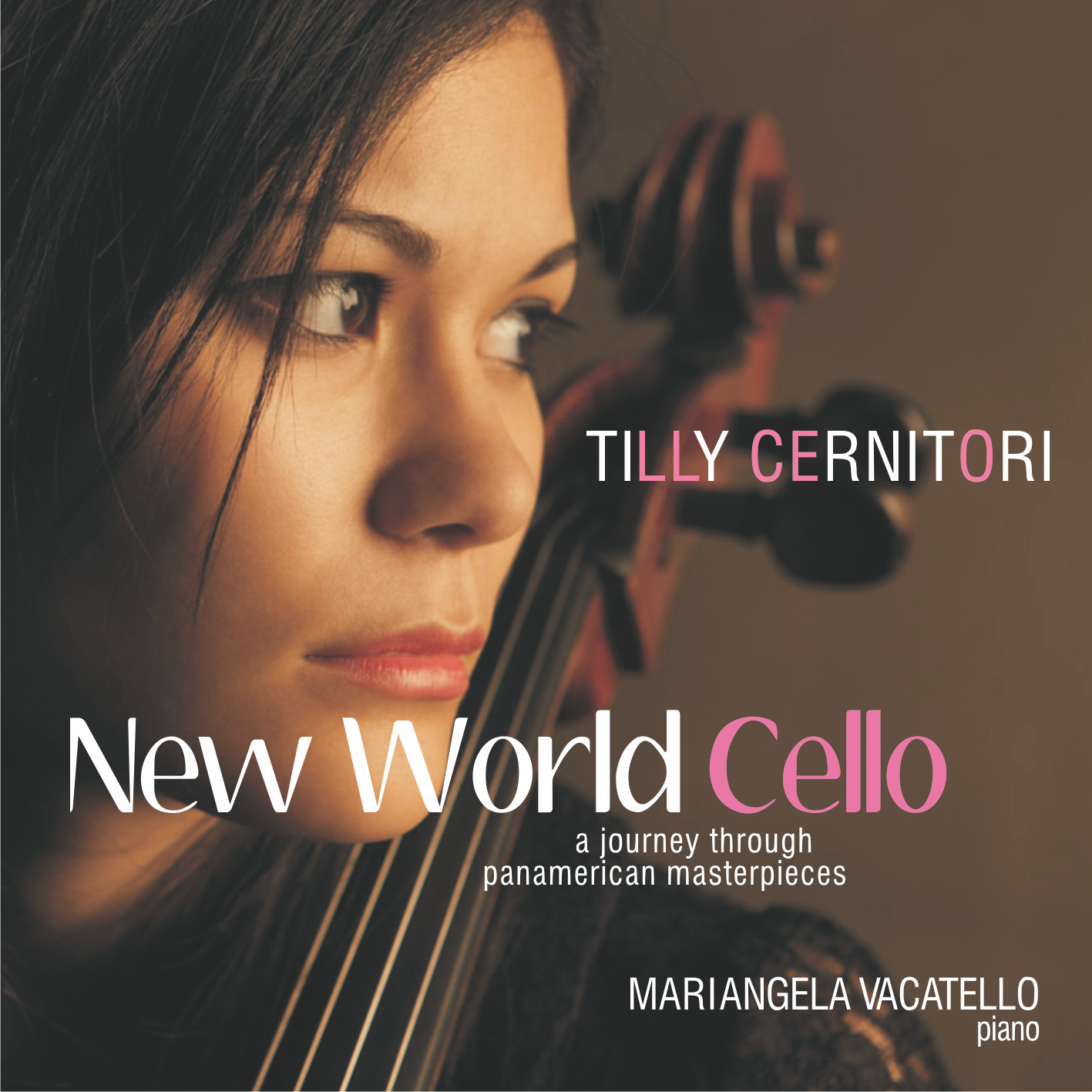 NEW WORLD CELLO - Attilia Kiyoko Cernitori, celloMariangela Vacatello, piano