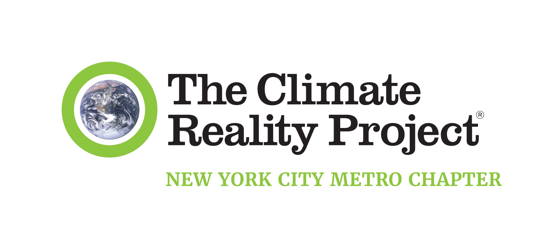 About - We are the local New York City Chapter of The Climate Reality Project.