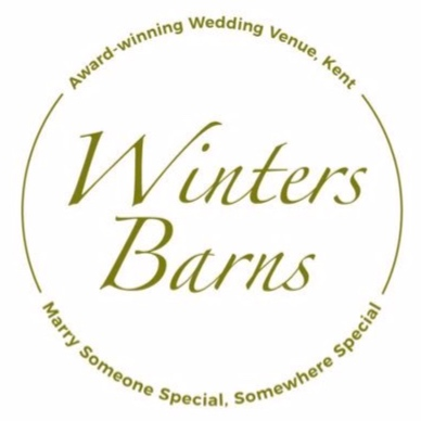 Winters Barns, Kent - A stunning wedding venue in Canterbury, Kent that has the perfect set up for both indoor and outdoor weddings. With space for bridal parties to get ready at the venue & stunning grounds for your photos, this venue is definitely worth considering for your wedding day.