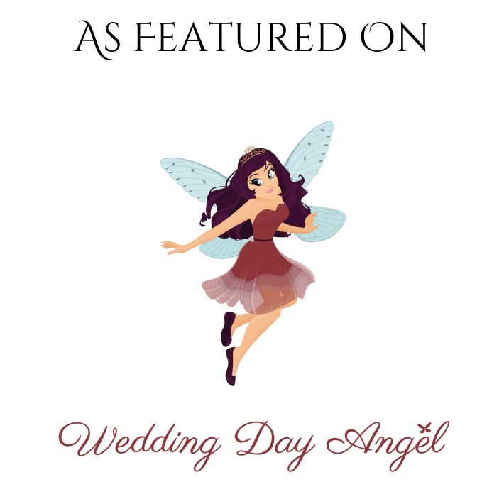 Wedding Day Angel Luke Batchelor Productions