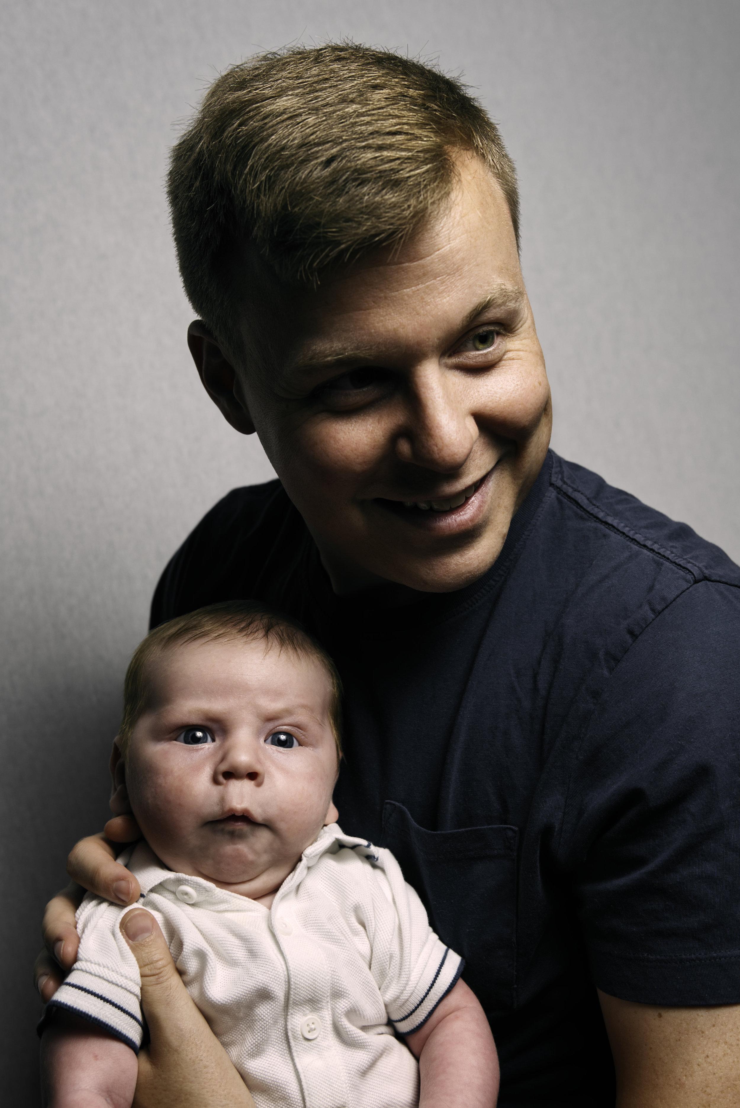 Luke Batchelor Productions Newborn Photographer