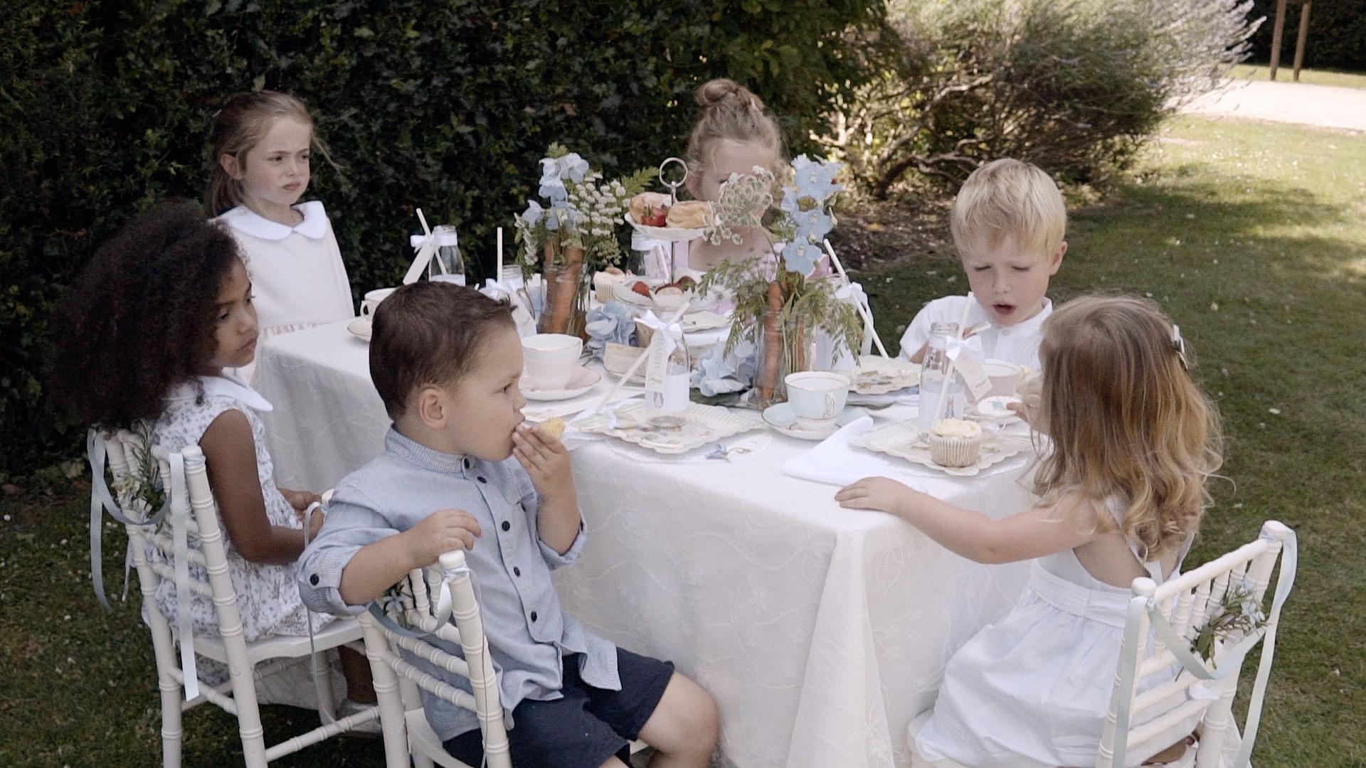 Luke Batchelor Productions Peter Rabbit Party Nurstead Court