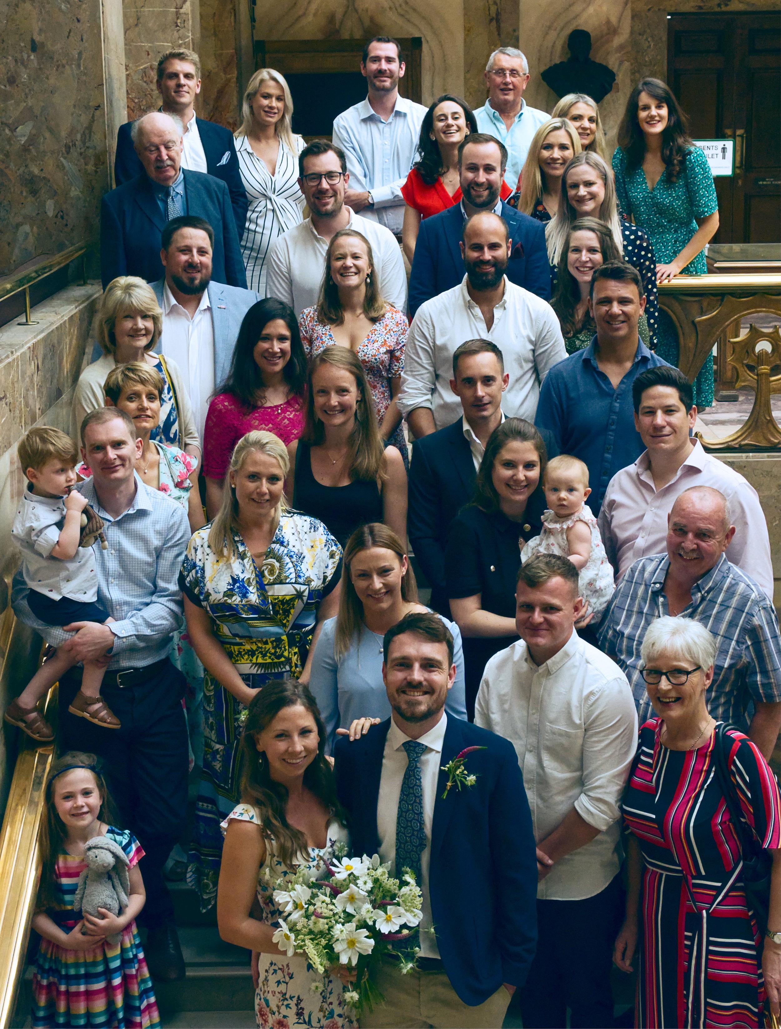 Luke Batchelor Productions V & John KENT Wedding
