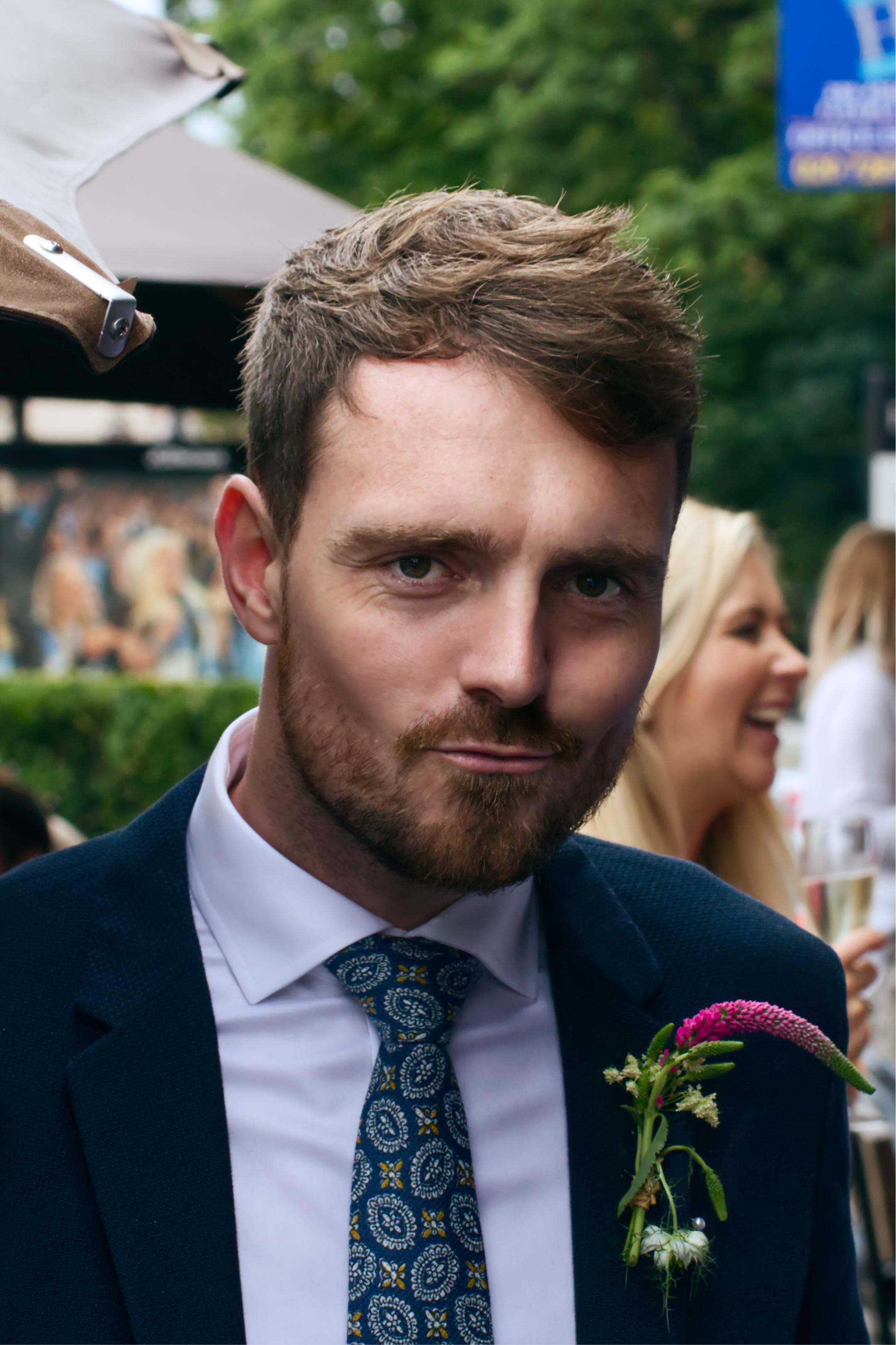 Luke Batchelor Productions Wedding Photographer