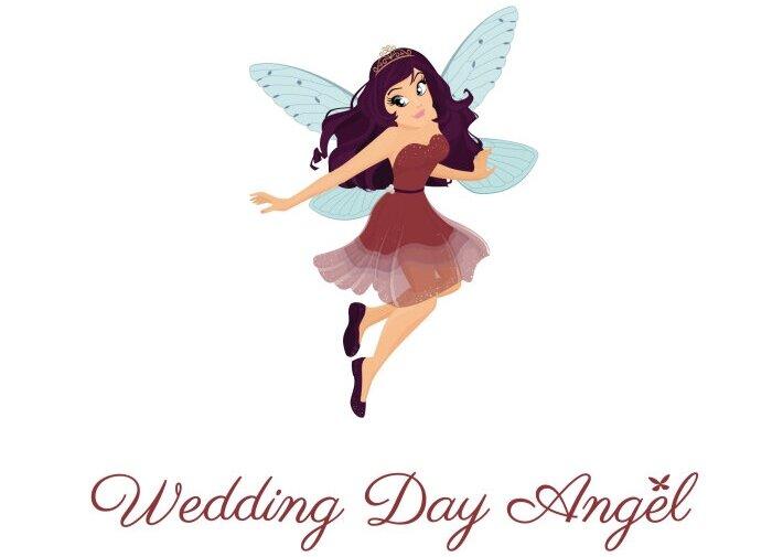 Wedding+Day+Angel