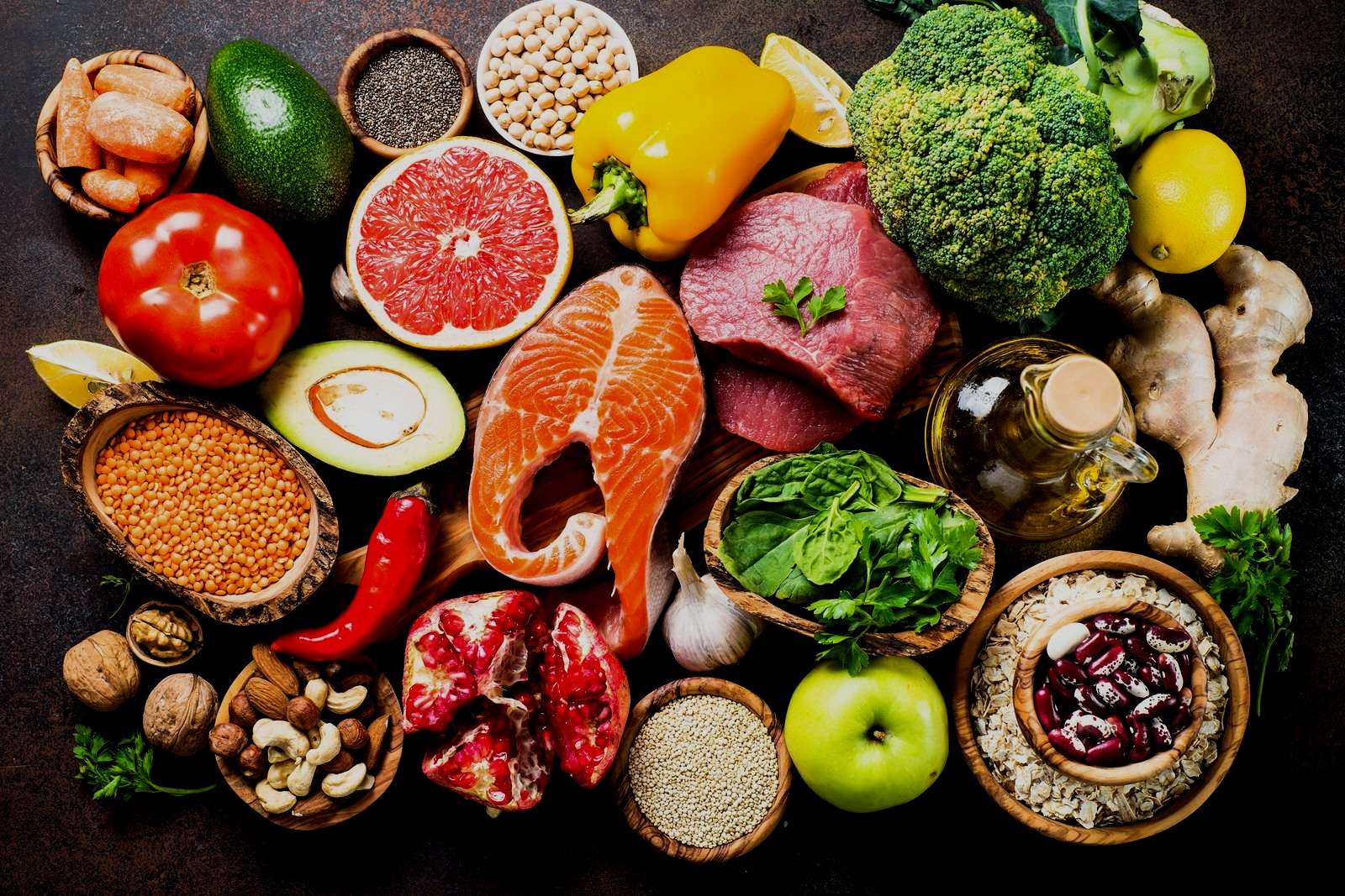 Nutrition & Lifestyle Consulting - click for more info