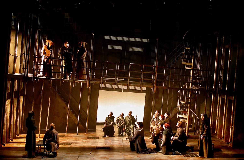 Richard Iii Shakespeare Theatre Company Charlie Morrison
